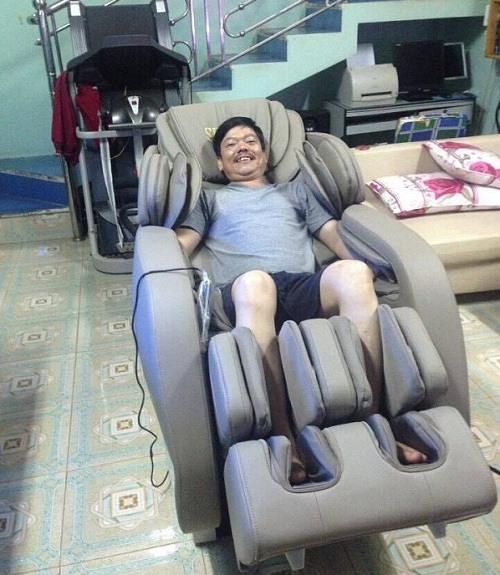 rất bất ngờ về kết quả sau khi sử dụng ghế massage mỗi ngày