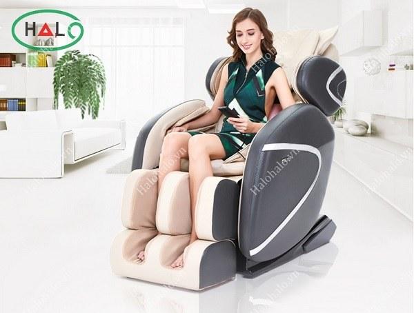 Phụ nữ có được dùng ghế massage sau sinh không