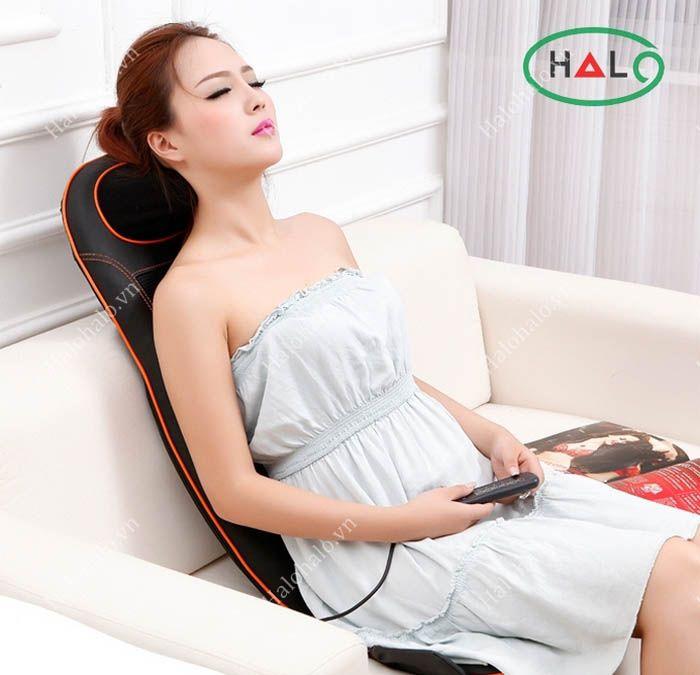 review ghế massage lưng giá 1900000đ