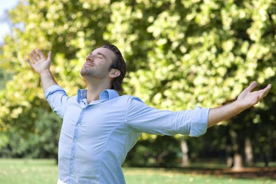 Tác dụng ghế massage đối với hệ hô hấp