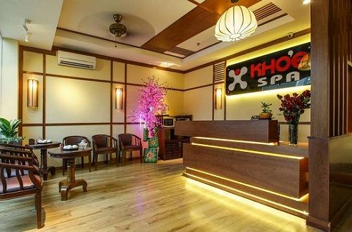 Khỏe Massage địa điểm massage saigon