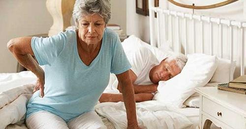 Bệnh đau lưng làm bạn mệt mỏi