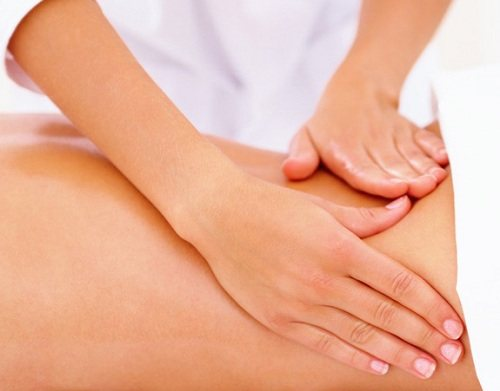 Kết quả hình ảnh cho massage đau lưng
