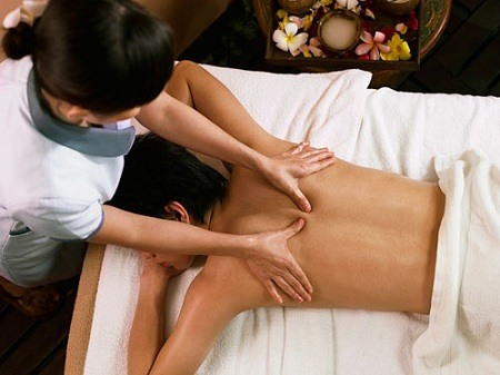 massage body nam