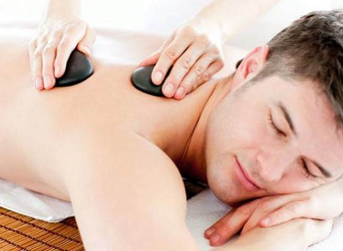 3 cách massage body cho nam thư giãn