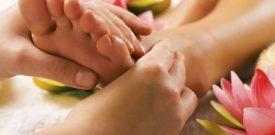 Cách mát xa bàn chân với 6 bước điêu luyện