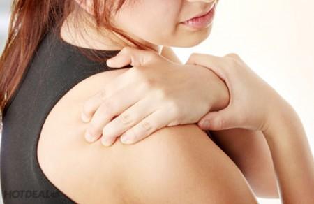 Các triệu chứng đau vai gáy bao gồm