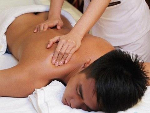 Hướng dẫn cách massage toàn thân