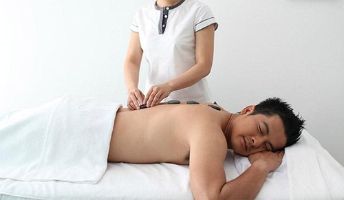 Địa điểm massage The Prime – Spa For Men
