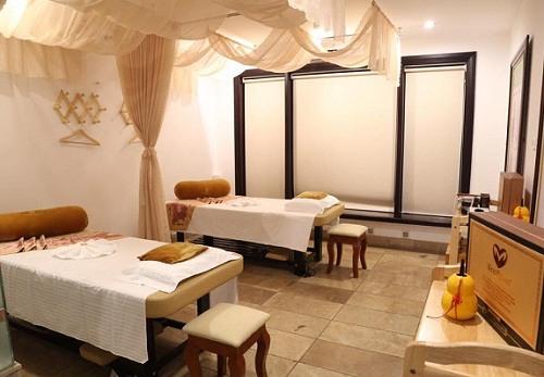 địa điểm massage saigon