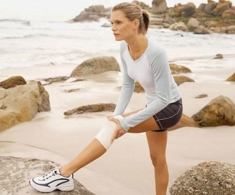 Chữa đau mỏi khớp gối bằng cách tập thể dục
