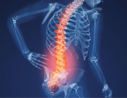 Xoa bóp, bấm huyệt chữa đau lưng