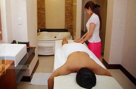 Dịch vụ Massage tại nhà Hương Linh