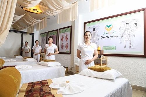 Ngọc Anh Spa địa chỉ massage ở sài gòn