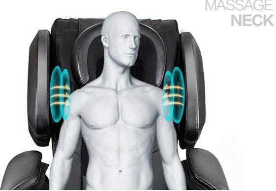 Bài massage chữa đau lưng cổ