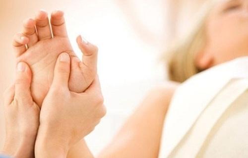 Tác dụng của bấm huyệt đối với gân, cơ, khớp