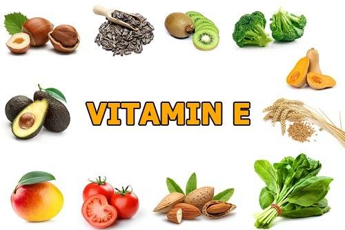 Tăng cường bổ sung thêm các vitaminC, D, E thoát vị đĩa đệm