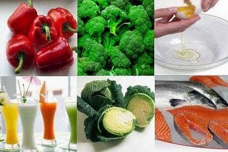 Thực phẩm cho người bị bệnh phù nề