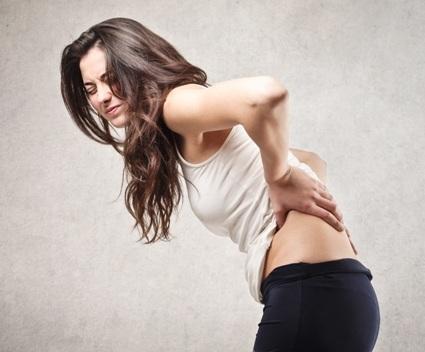 dây chằng lỏng lẻo dẫn tới đau cột sống lưng