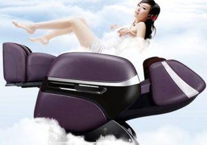 Tư thế ngồi nằm ghế massage đúng mang lại hiệu quả