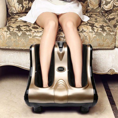 Máy massage chân cổ cao Shika SK-8911