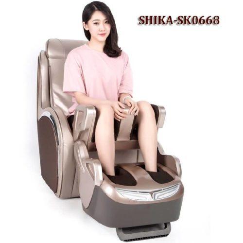 Máy mát xa chân hồng ngoại Shika SK-0668