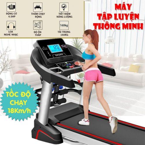 Mua ghế massage tặng máy chạy bộ