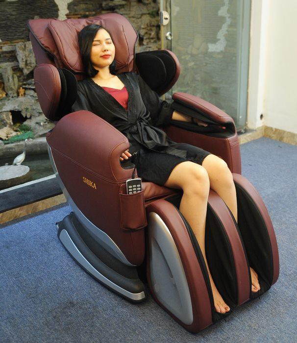 ghế massage ở bình định